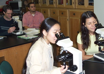 Embryology Lab Oct. 2005