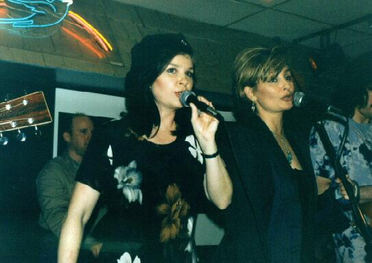 Sweethearts of the Rodeo - Bluebird Cafe 1997