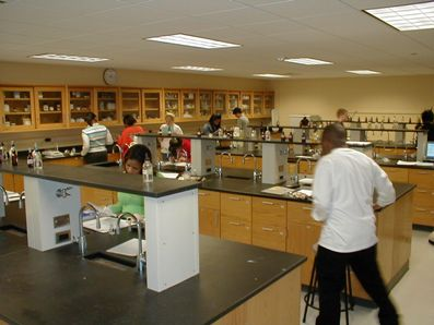 Principles of Chemistry lab