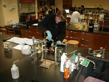 CHEM 115 lab