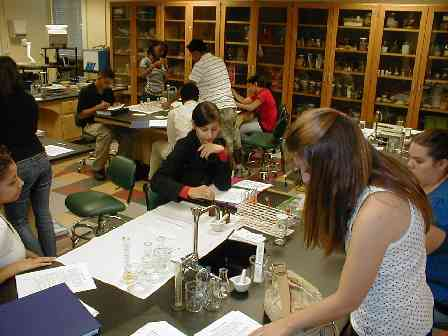 Principles of Biology I Lab