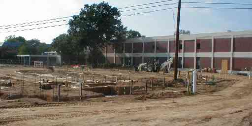 construction picture August 23, 2007